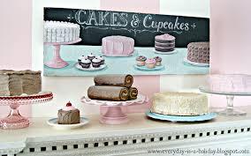 cupcakes kitchen decor wiir us