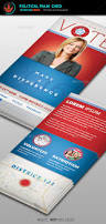 vote political palm card template by seraphimchris graphicriver
