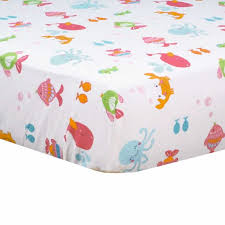 carter u0027s bedding sets under the sea 4 piece baby crib bedding set