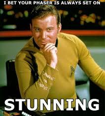 William Shatner Meme - captain kirk pick up lines halloween costumes blog