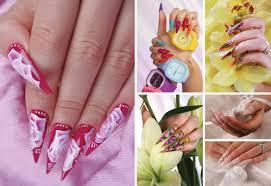 craziest nail art ever u0027nailed u0027 a book by dzine photos