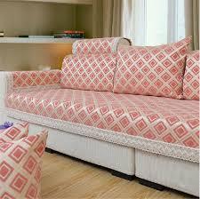 Contemporary Sofa Slipcovers Fabric For Sofa Covers Okaycreations Net