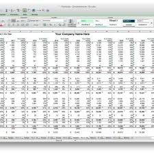 business plan financial model template u2013 bizplanbuilder with