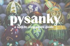 pysanky dye how to dye ukrainian pysanky easter eggs photo guide