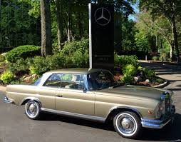 classic mercedes coupe 1966 mercedes 250se coupe at the 2014 june jamboree in montvale