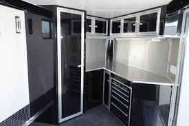 v nose trailer cabinets who makes cabinets for v nose trailers moto related motocross