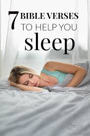 where in the bible does it talk about thanksgiving bedtime prayer u0026 7 bible verses to help you sleep insomnia
