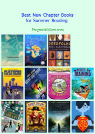 10 Great Books About For Great New Chapter Books For Pragmaticmom