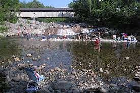 New Hampshire wild swimming images Swiftwater falls bath new hampshire jpg
