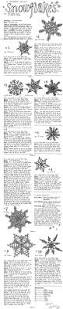 619 best crocheted snowflakes and christmas ornaments images on