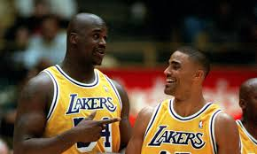 Hit The Floor Rick Fox - former lakers still have traumatic memories of shaq for