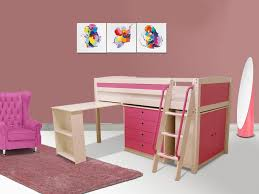 lit enfant combiné bureau lit combiné bureau lit combin avec bureau et rangement couchage