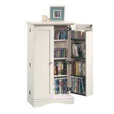 Valje Wall Cabinet Larch White by Sauder Harbor View Storage Cabinet White Best Home Furniture