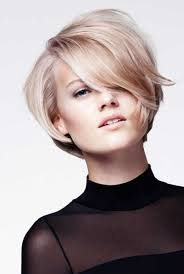 short bob hairstyles short blonde hairstyles pixie trending