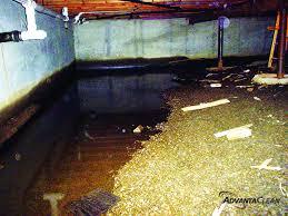 Basement Moisture Control Crawl Space Moisture Charleston Sc Advantaclean