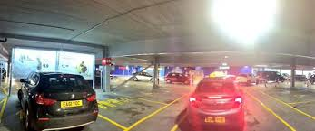 ikea parking lot carpark gridlock leaves customers trapped at ikea reading again