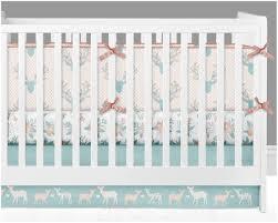 Deer Crib Bedding Deer Crib Bedding Baby Woodland Nursery Bedding Baby