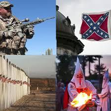 Us Military Flags Confederate Flag Equilibrio Norte