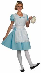 Wet T Shirt Halloween Costume by Amazon Com Forum Alice In Wonderland Alice Costume Clothing