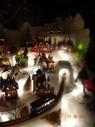 mini lights for christmas village 276 best christmas village images on pinterest christmas villages