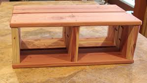 Bathroom Stool Storage Spa Step Stool Tub Step Stool Bath Tub Step Stool Cedar