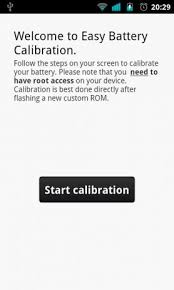 android battery calibration easy battery calibration 1 0 1 apk for android aptoide