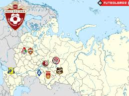 russia football map winter football could help russia overcome european misery