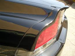 Elevate Volvo S60 Tail Light Trim Left Exterior Styling Volvo