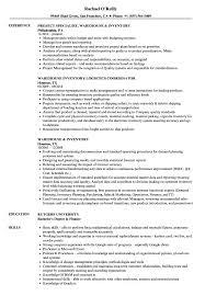 exle of a warehouse resume warehouse inventory resume sles velvet