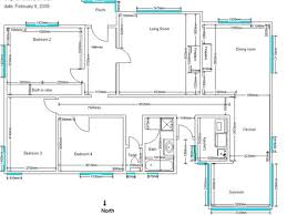 house drawings plans stupendous 11 drawing a plan of house 4 bedroom plans sle