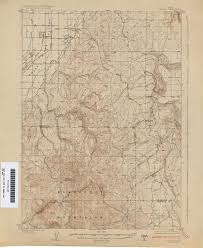 Idaho County Map Idaho Historical Topographic Maps Perry Castañeda Map Collection