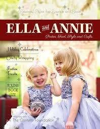 Illustra Desk With Hutch by Ella And Annie Magazine Holiday 2014 By Ella U0026 Annie Magazine Issuu