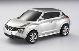 nissan juke doors open amazon com 1 x daiyarobo dr 0025 nissan juke silver jurufu