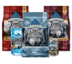 blue wilderness high protein grain free dog food blue buffalo