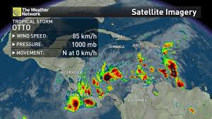 news tropical storm otto prompts hurricane watches the weather