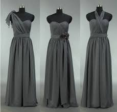 gray bridesmaid dress charcoal grey bridesmaid dresses 2017 wedding ideas magazine