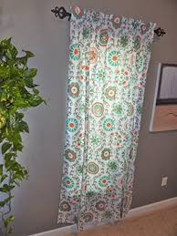 Patterned Window Curtains Patterned Window Curtain Panel The Crabtree Collection Https