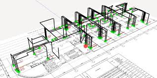 floor plan network design network diagram software for electric network fire alarm