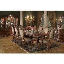 cortina 5 piece formal dining set el dorado furniture