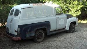 ford 1954 truck 1954 ford f 100 panel truck for sale