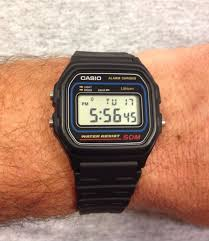 casio a168 a 158 or a 168