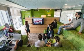 Google Office Design Philosophy Amazing Pictures Of Google U0027s Office In Ireland