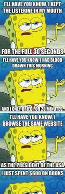 Tough Spongebob Meme - pin by мара аня геймер on tough spongebob quotes pinterest