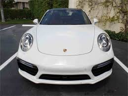 porsche 911 turbo s 2017 2017 porsche 911 turbo s coupe for sale classiccars com cc 1017092