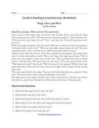 advanced reading comprehension exercises with answers pdf