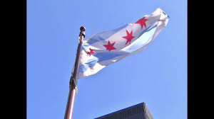 Chicagos Flag Chicago Flag Turns 100 Youtube