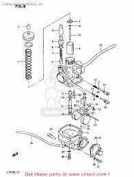 suzuki carb diagram 22r carburetor linkage diagram exploded