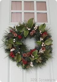 pottery barn inspired wreath 320 sycamore