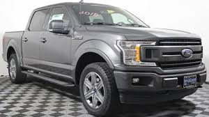2018 ford f 150 xlt supercrew cab 2 7l ecoboost fx4 at eau claire