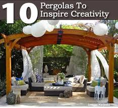 57 best house pergolas images on pinterest outdoor spaces